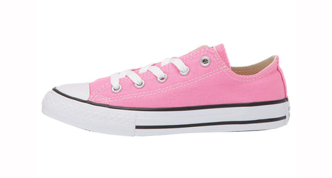 Converse All Star Low Top Pink Kids Shoes