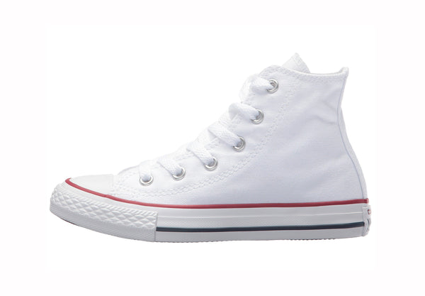Converse All Star Hi Top Optical White Kids Shoes