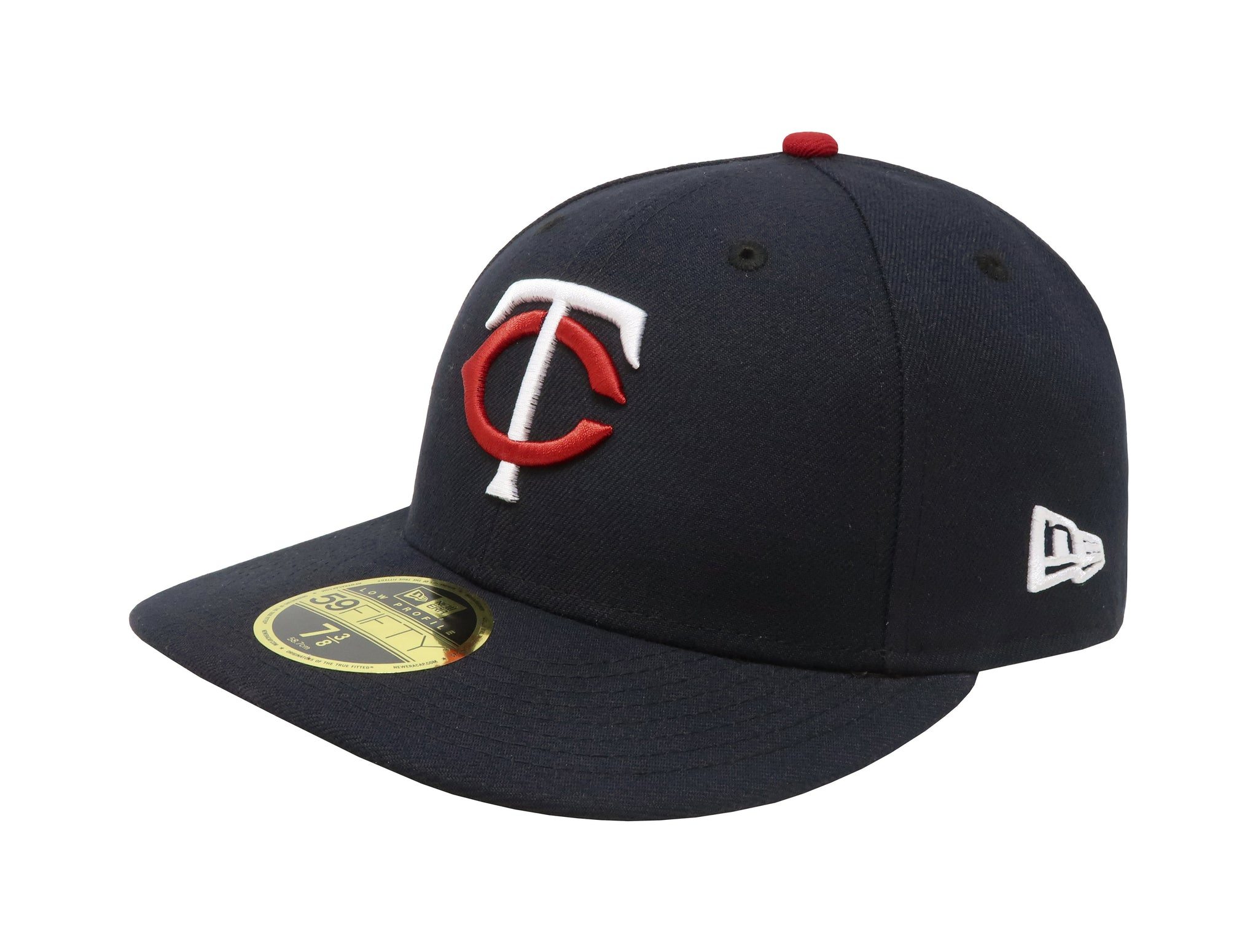 New Era MLB 59Fifty Low Profile Minnesota Twins Navy Men Hat