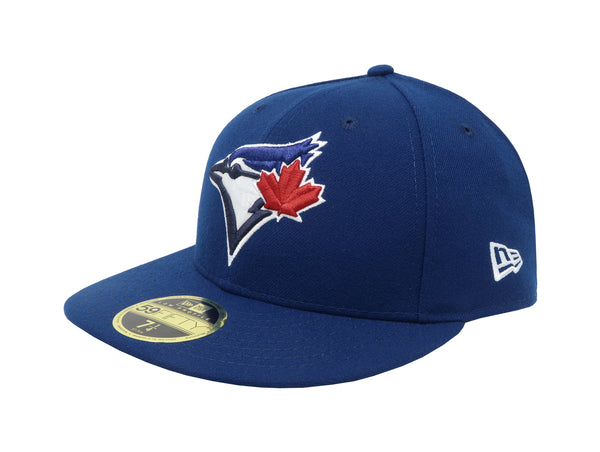 New Era MLB 59Fifty Low Profile Toronto Blue Jays Royal Blue Men Hat