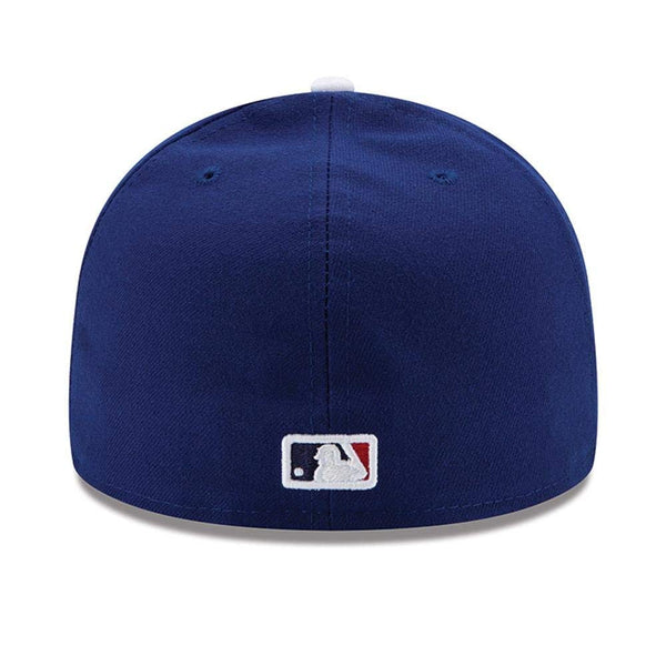 New Era 59Fifty Los Angeles Dodgers White/Royal Men Cap