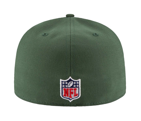 New Era 59Fifty Green Bay Packers Green/Gold Men Cap