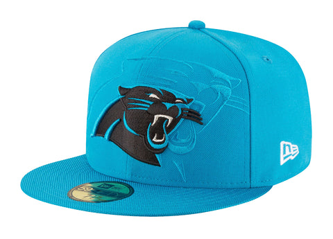 New Era 59Fifty Carolina Panthers Turquoise Men Cap