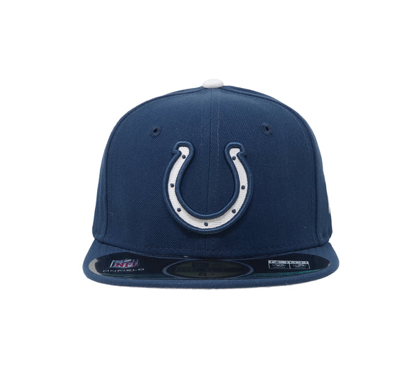 New Era 59Fifty Indianapolis Colts Royal/Royal Kids Cap