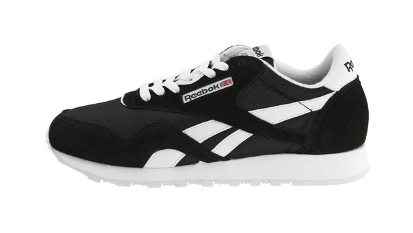 Reebok Classic Black/White Women's Shoes