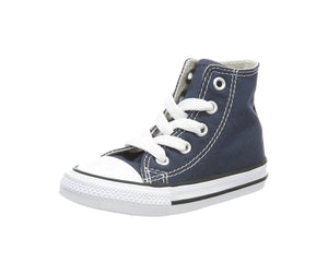 Converse All Star Navy Hi Top Infant/Toddler Shoes