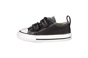 Converse All Star Black/White Low Top 2 Infant/Toddler Shoes