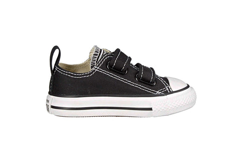 Converse All Star Black/White Low Top 2 Infant Shoes
