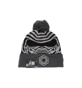New Era Star Wars Kylo Ren Men Beanie Black/Gray One Size