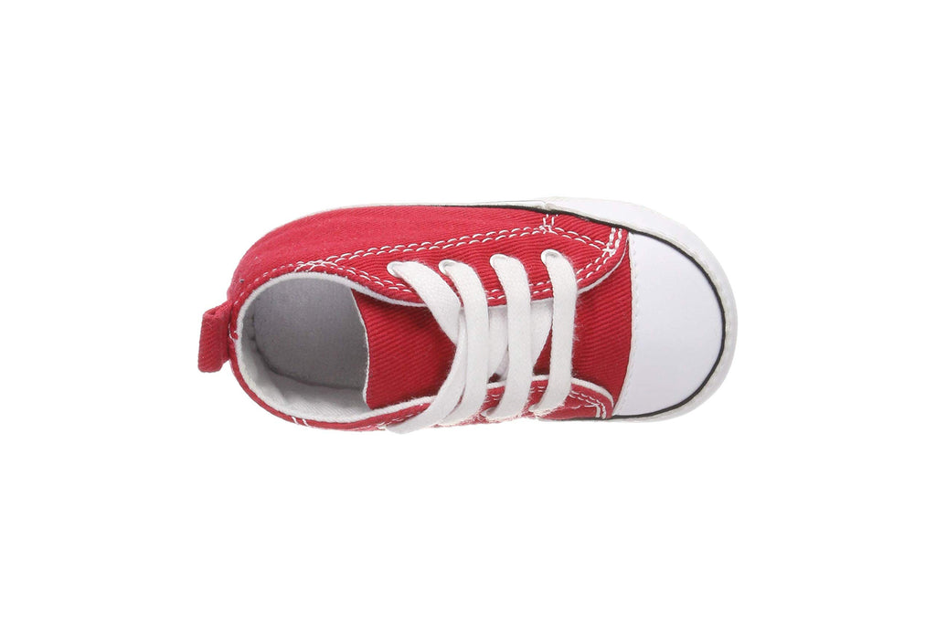 d501a95ff1fba Converse First Star Red Hi Top Crib Infant Shoes – Shoe Hut Online