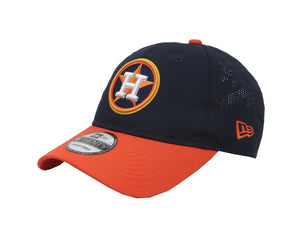 New Era MLB 9Twenty Adjustable Houston Astros Navy/Orange Men Cap