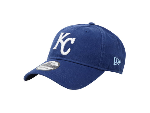 New Era MLB 9Twenty Adjustable Kansas City Royals Royal Blue Men Cap