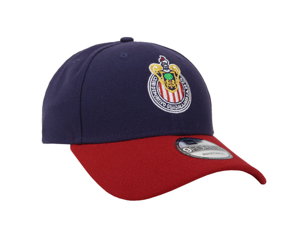 New Era 9Forty Chivas De Guadalajara Navy/Red Men Cap