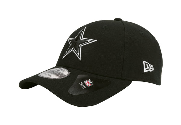 New Era 9forty Dallas Cowboys The League Black Adjustable Strap Men Cap