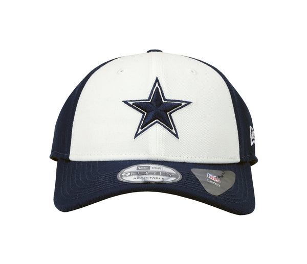 New Era Cap 9Forty Dallas Cowboys The League White/Navy Men Hat