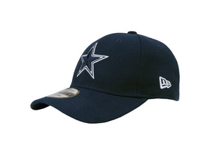 New Era 9Forty Dallas Cowboys The League Navy Blue Men Cap