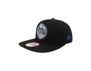 New Era 9Fifty Star Wars Stormtrooper VII Black/Gray Men Adjustable SnapBack Cap
