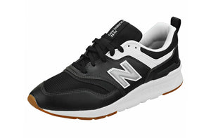 New Balance 997 Lifestyle Black/White Men Shoes