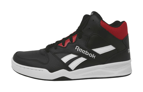 Reebok Royal BB4500 HI2 Black/Red Men Shoes