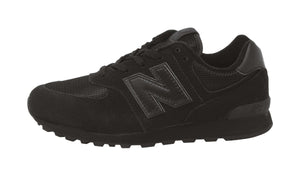 New Balance Classic 574 Black/Black Big Kids Shoes