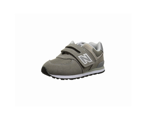 New Balance Classic 574 Gray/White Infants Shoes