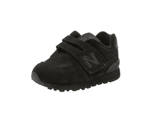 New Balance 574 V Black/Black Toddler Shoes