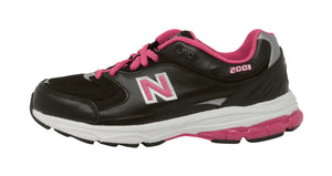 New Balance 2001 Black/Pink Youth Shoes