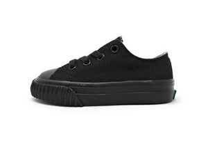 Pf-Flyers Core Lo Black Toddler Shoes