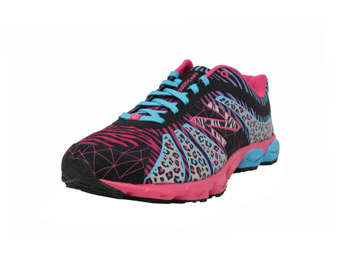 New Balance 890 Black/Pink/Blue Youth Shoes