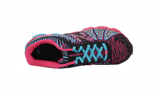 New Balance 890 Black/Pink/Blue Big Kids Shoes