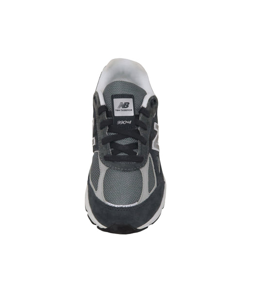 New Balance 990 Charcoal Gunmetal/Grey Big Kids Shoes