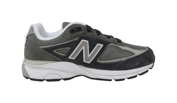 New Balance 990 Charcoal Gunmetal/Grey Little Kids Shoes