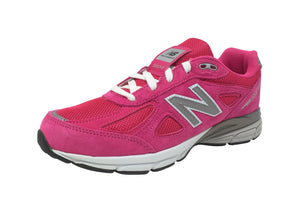 New Balance 990 Pink/White Youth Shoes