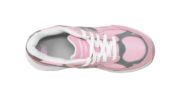New Balance 990 Pink Big Kids Shoes
