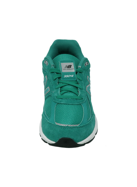 New Balance 990 Teal/Grey/White Youth Shoes