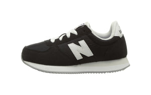 New Balance Youth 220 Black/White Shoes