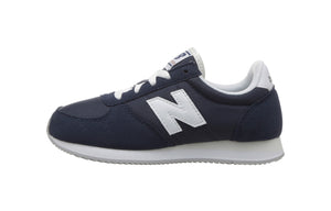 New Balance 220 Navy/White Youth Shoes