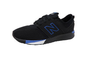 New Balance 247 Black/Blue/White Youth Shoes