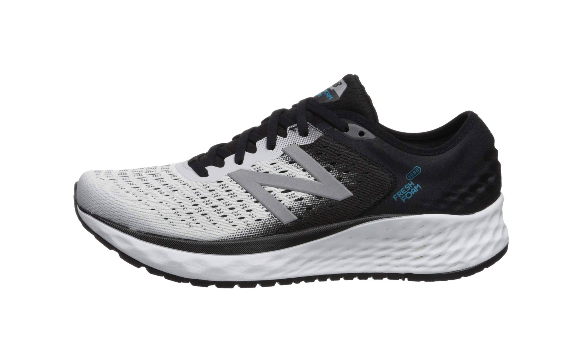 New Balance 1080 Gray/Black/White Men's Shoes