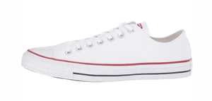 Converse All Star Ox Optical White Low Top Unisex Shoes