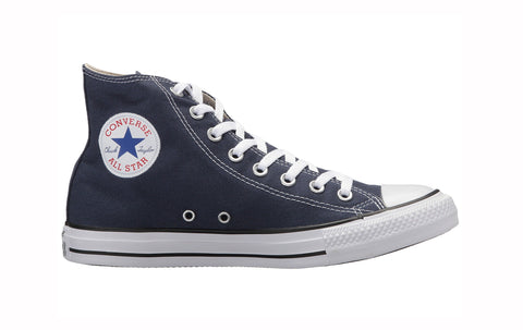 Converse All Star Navy Hi Top Unisex Shoes