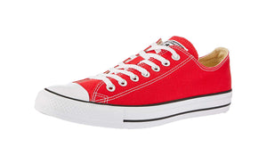 Converse All Star Red Low Top Unisex Shoes