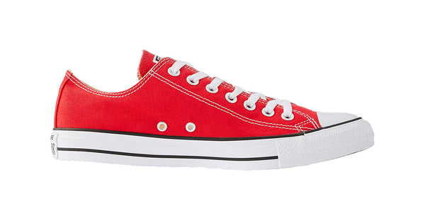 Converse All Star Red Low Top Men Shoes