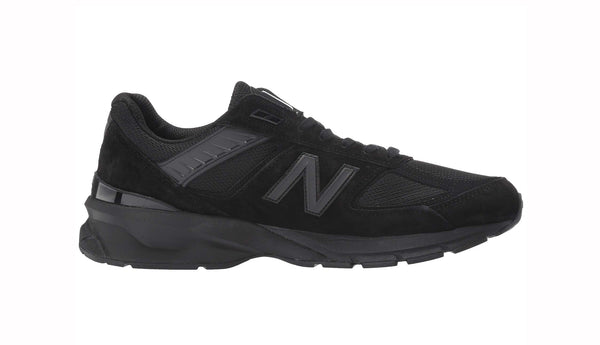 New Balance 990v5 Black/Black Men Shoe