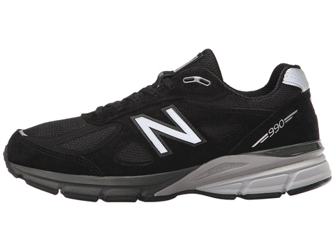 New Balance Black/Grey 990 Men Shoes
