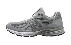 New Balance 990V4 Wide 4E Grey Men Shoes