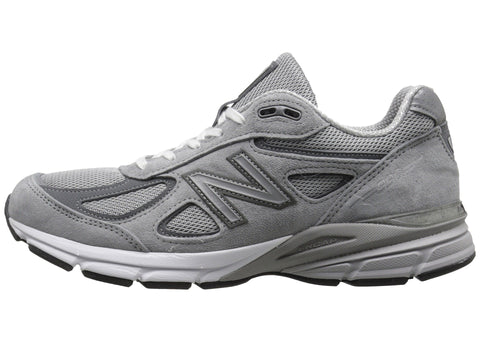 New Balance 990 White/Grey Men Shoes