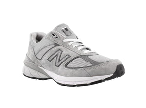 New Balance 990v5 Grey/Charcoal/White Men Shoe