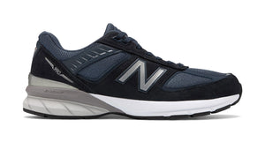 New Balance 990 Navy/Silver Men's Shoes