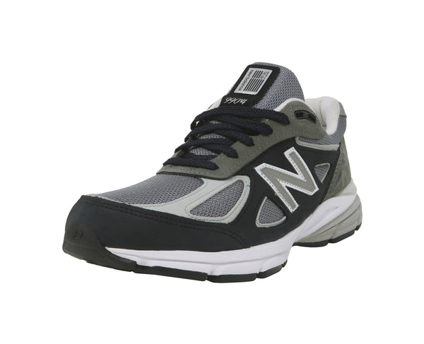 New Balance 990 Grey/Charcoal/White Men Shoes